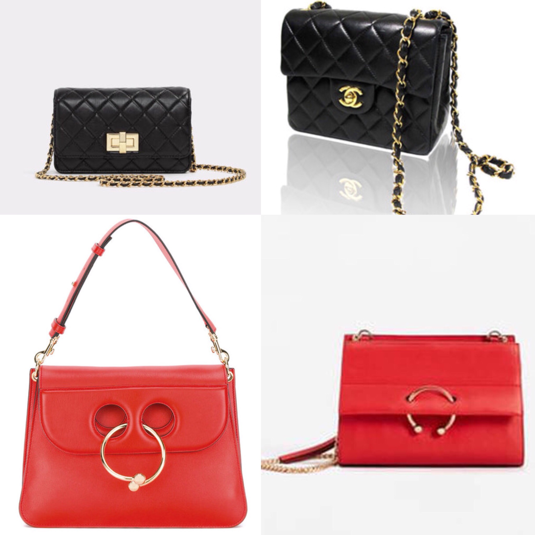 Eight Designer Handbag Dupes that will not break the bank.