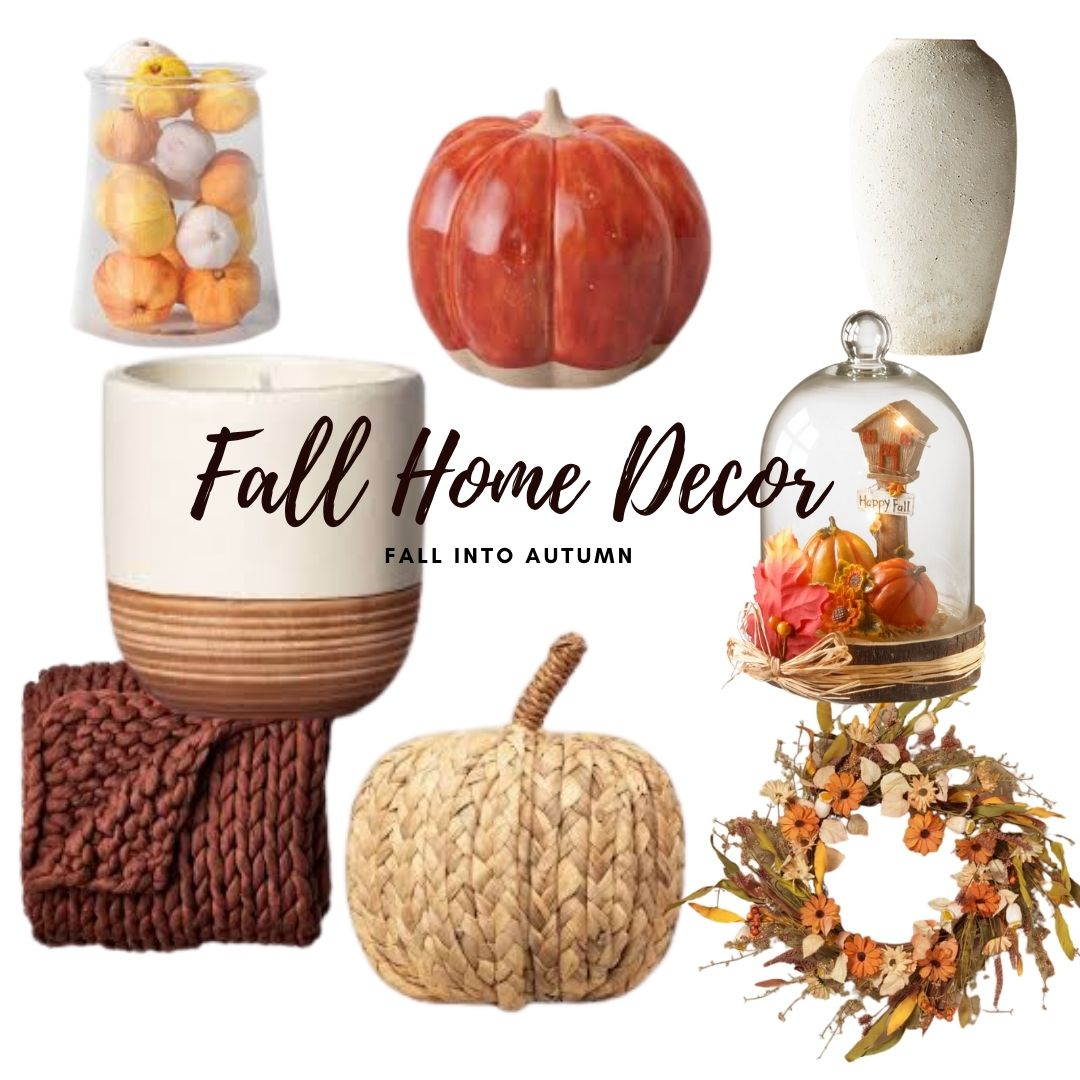 Fall Home Decor – My Favorite Items