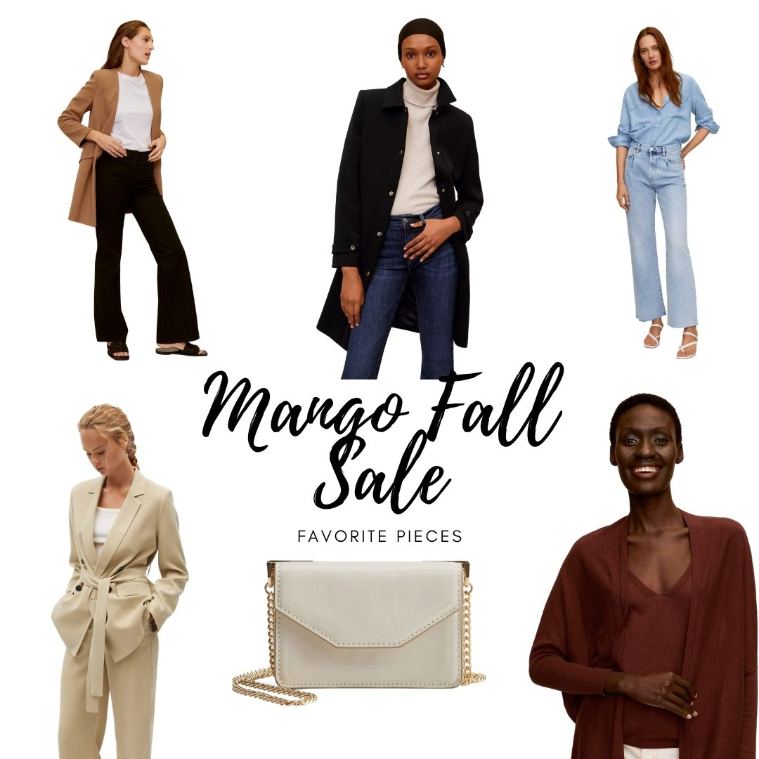 My Favorite Pieces From The Mango Fall Sale